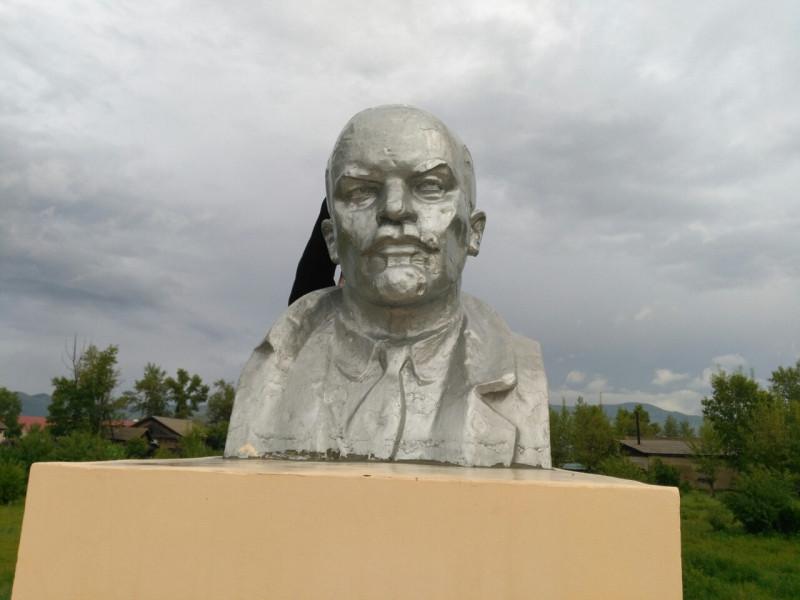 Ленин в Кыре
