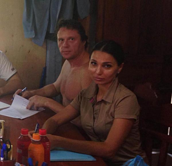 Татосова и Полонсий