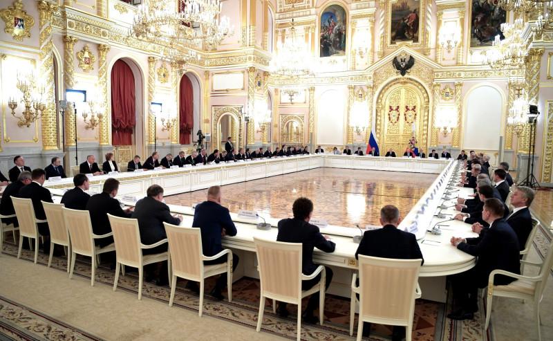 Путин и миллиардеры