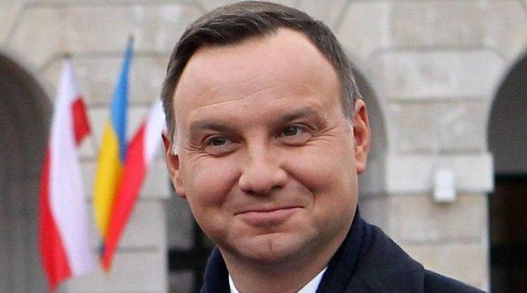 президент Польши