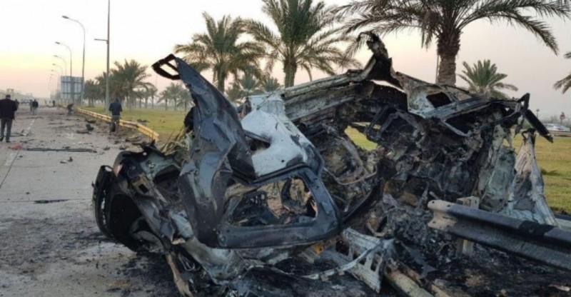 авто в Ираке