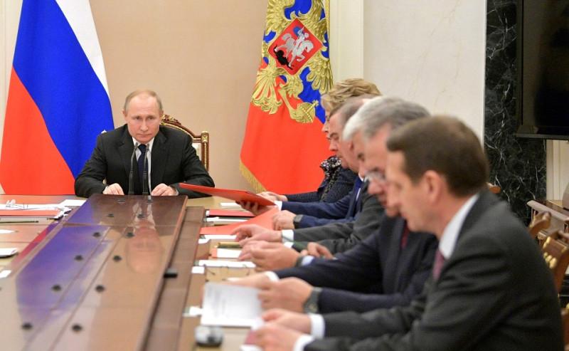 Путин и вирус