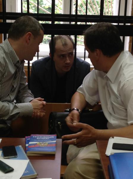 Врублевский и адвокаты