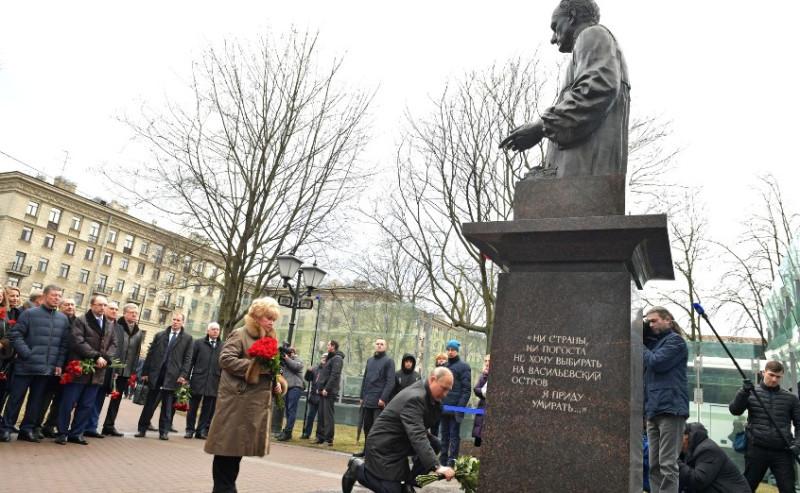 Путин и Собчак