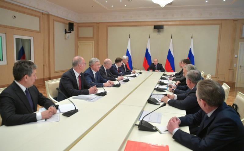 Путин совещание 1