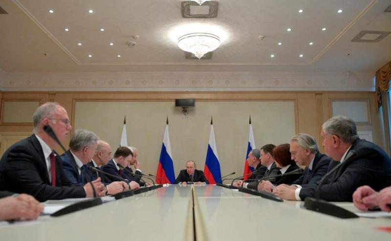 Путин совещание 2