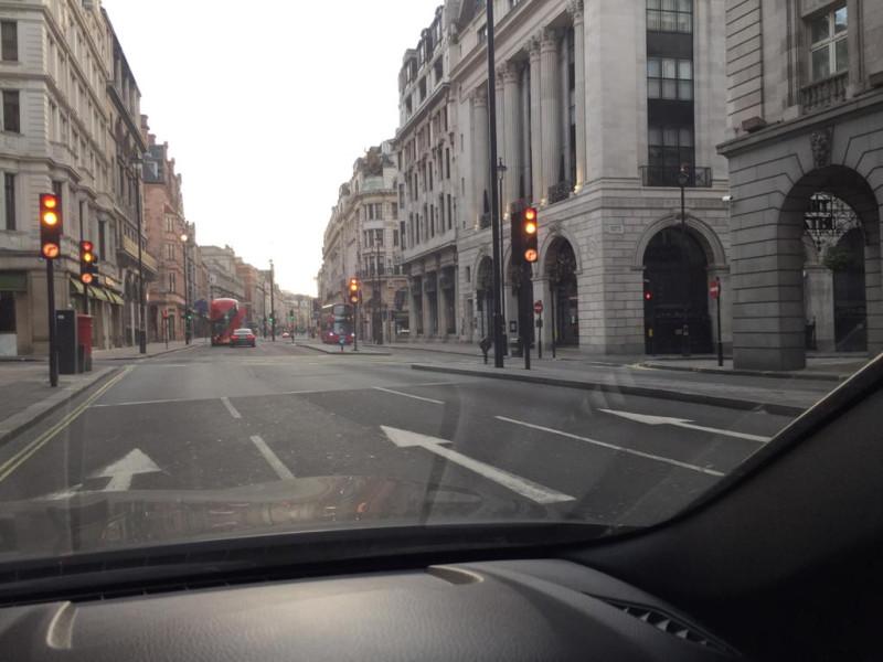 Лондон утро 4