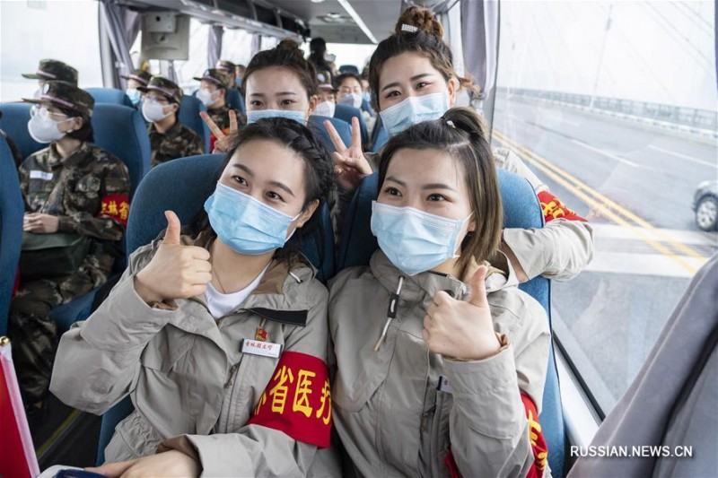 Китай коронавирус 1