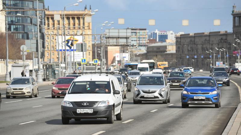 Москва авто 22 апреял