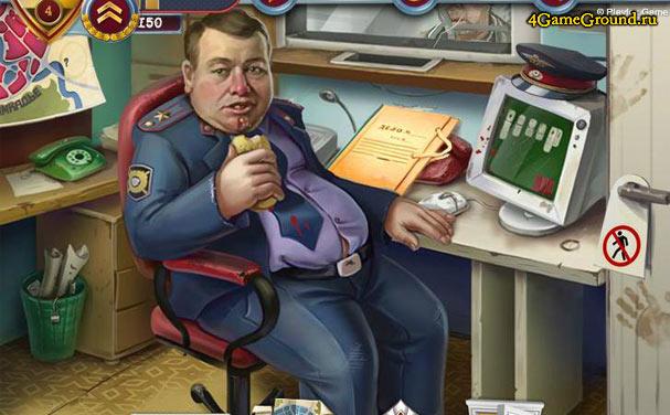 полиция и карты