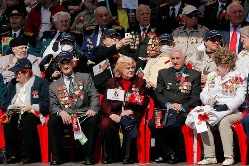 Парад в Минске 5