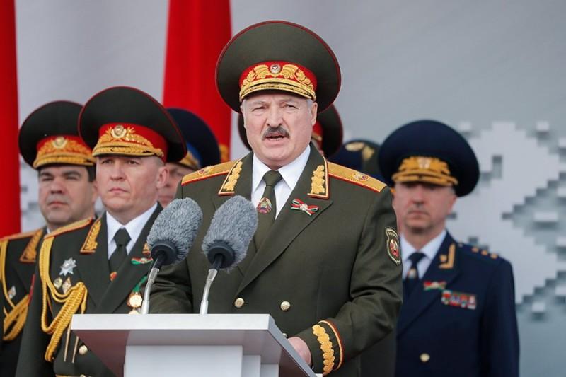 Парад в Минске 6