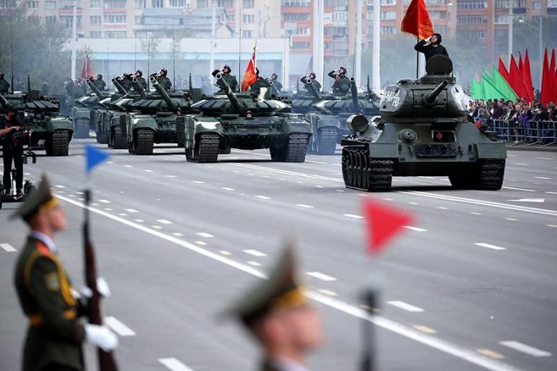 Парад в Минске 7