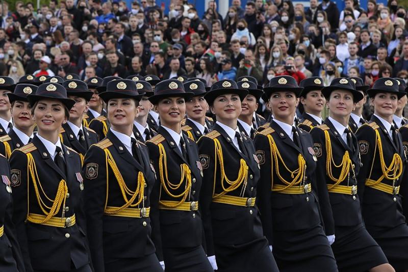 Парад в Минске 8