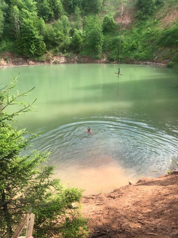 Марийка озеро
