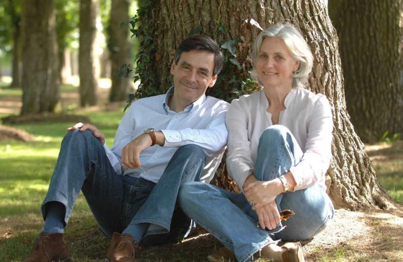 Фийон и спруга