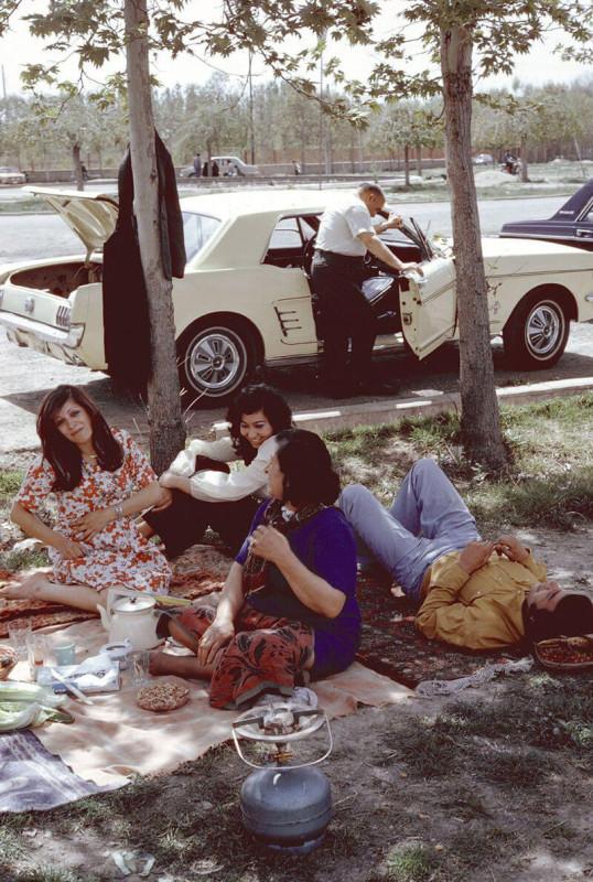 Иран 70-е 3