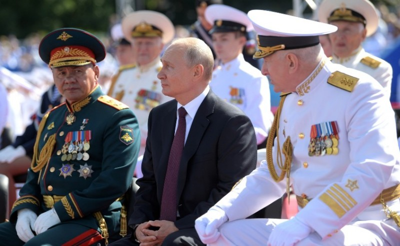 Путин настроение 1