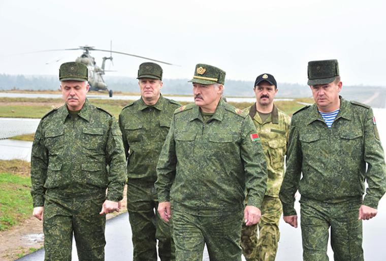 Зачем Лукашенко «штурмовые отряды»?