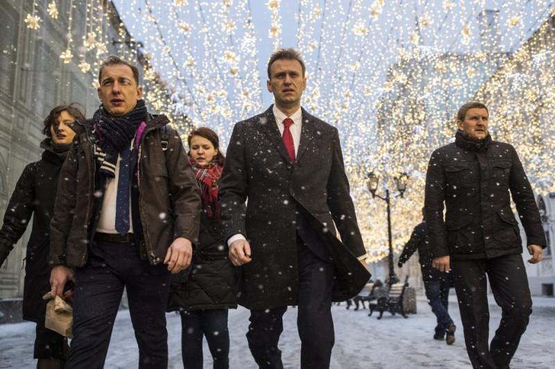Навальный возвращается