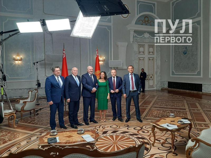 Лукашенко и К