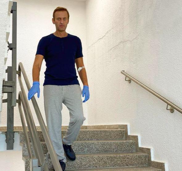 Навальный возвращается...