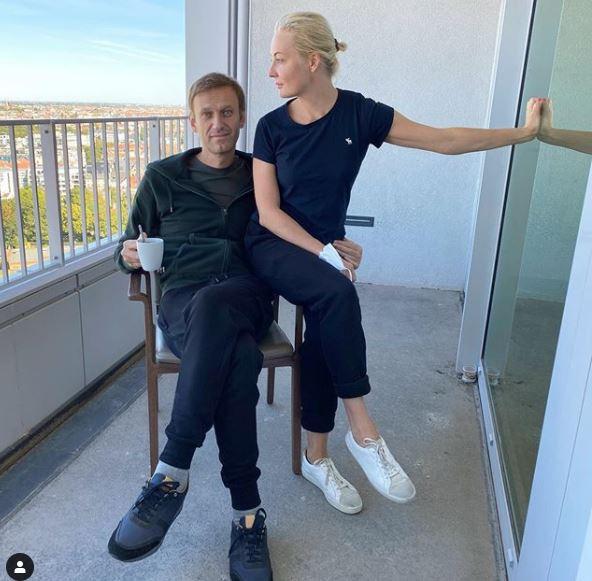 навальный с юлей