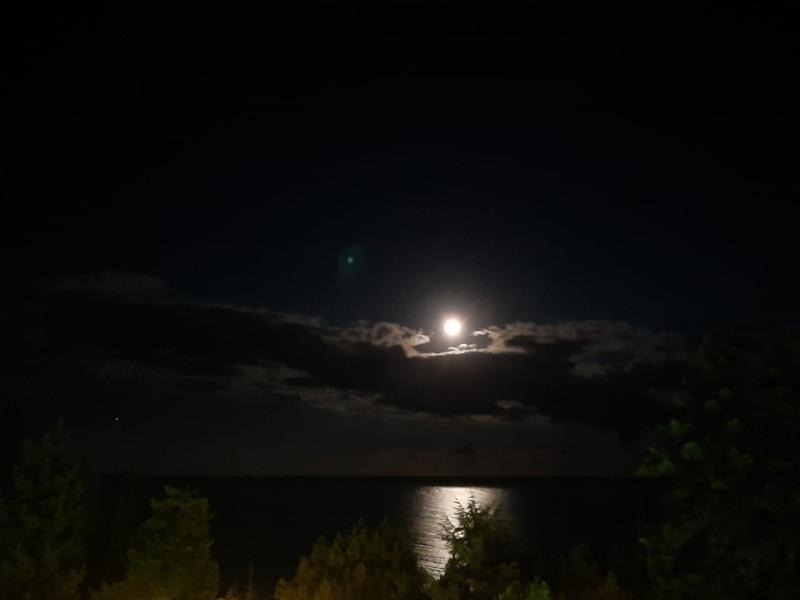 Крым ночь