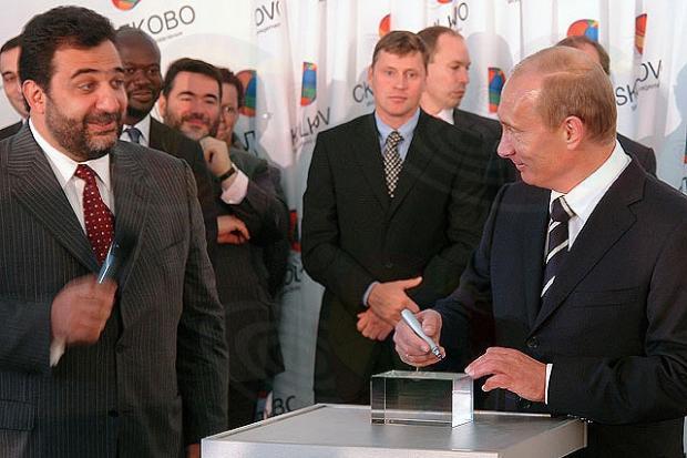 Варданян и Путин