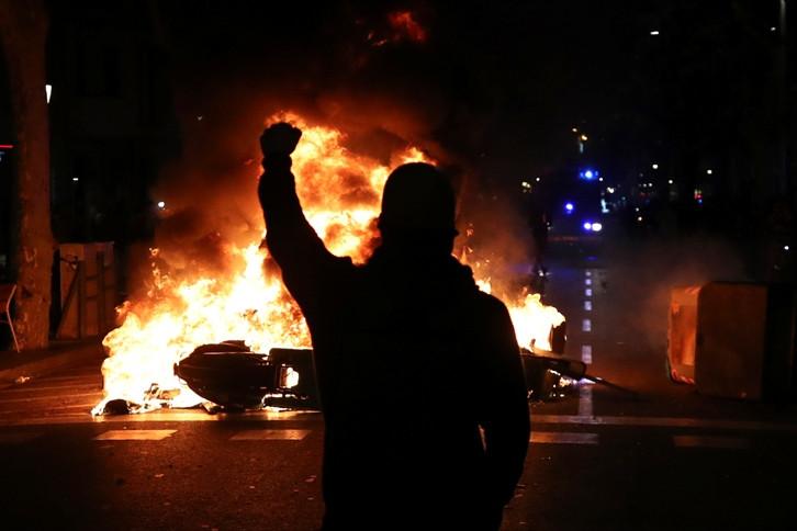 Протесты в Испании 5