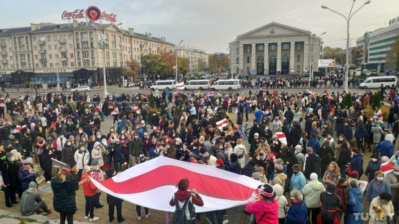 Мирнск протест 3