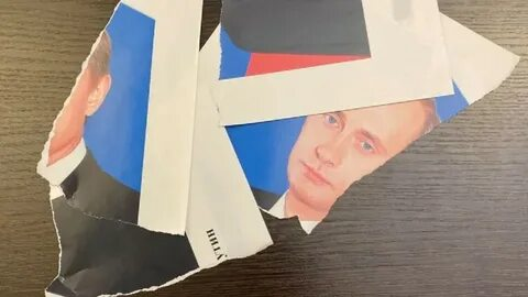 Путина порвали
