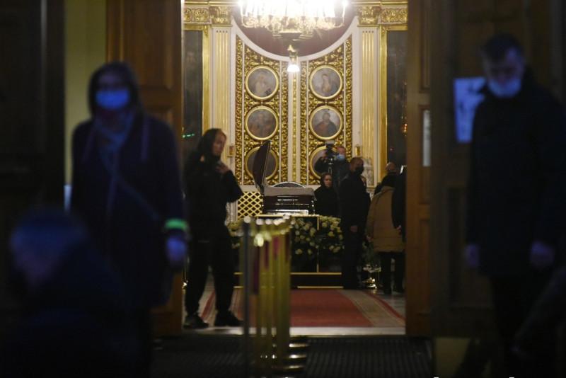 Выборг похороны 1