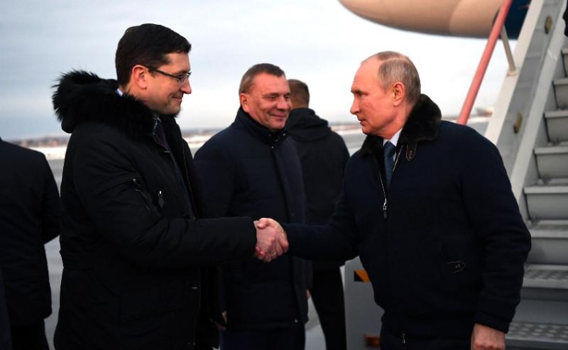 Путин на выезде 1