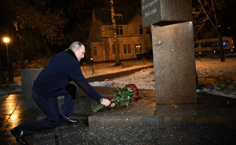 Путин на выезде 2