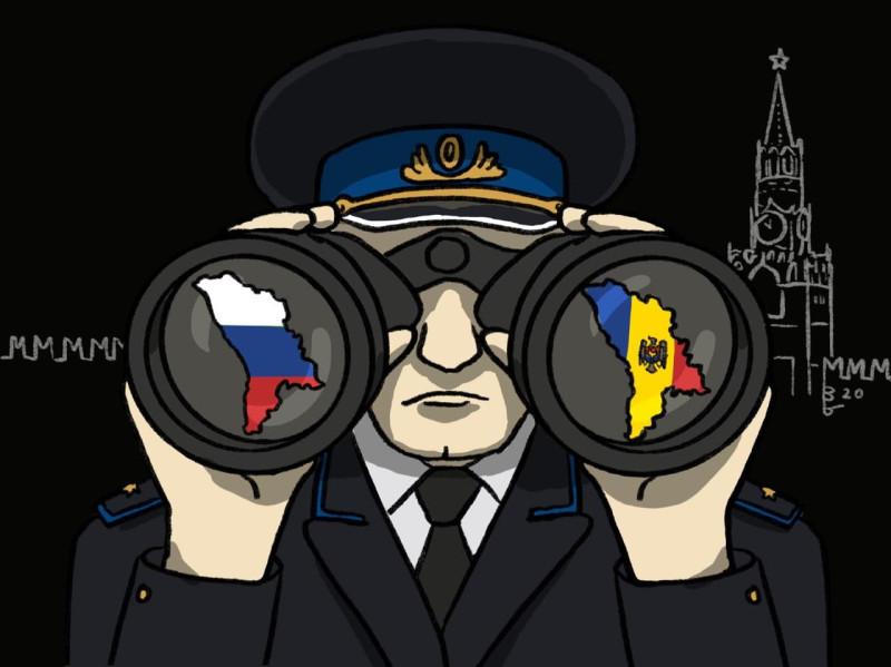 МОЛДОВА Россия