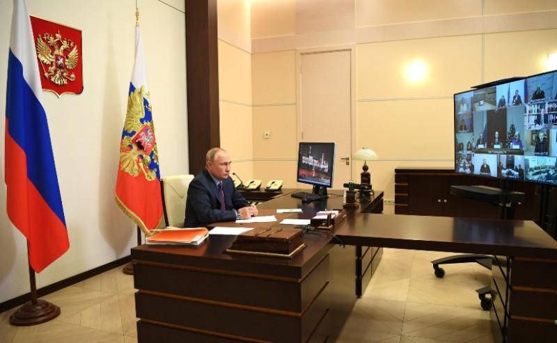 Путин и СПЧ 2