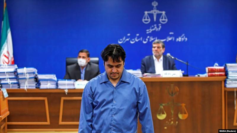 Иран казнь
