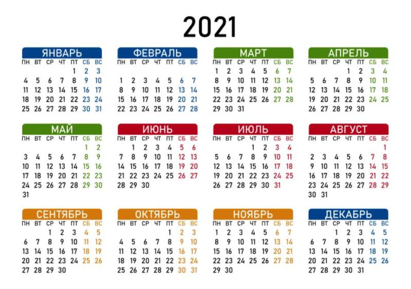 Год Быка 2021