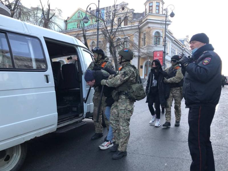 Акция Владивосток 2