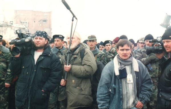 Марат в Грозном