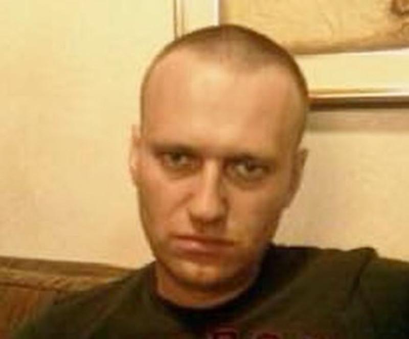 Навальный в ИК