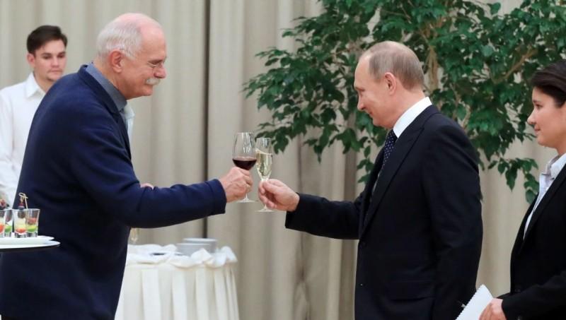 Михалков и ВВП