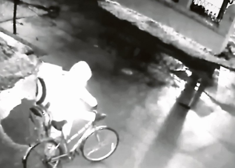 терорист на вело