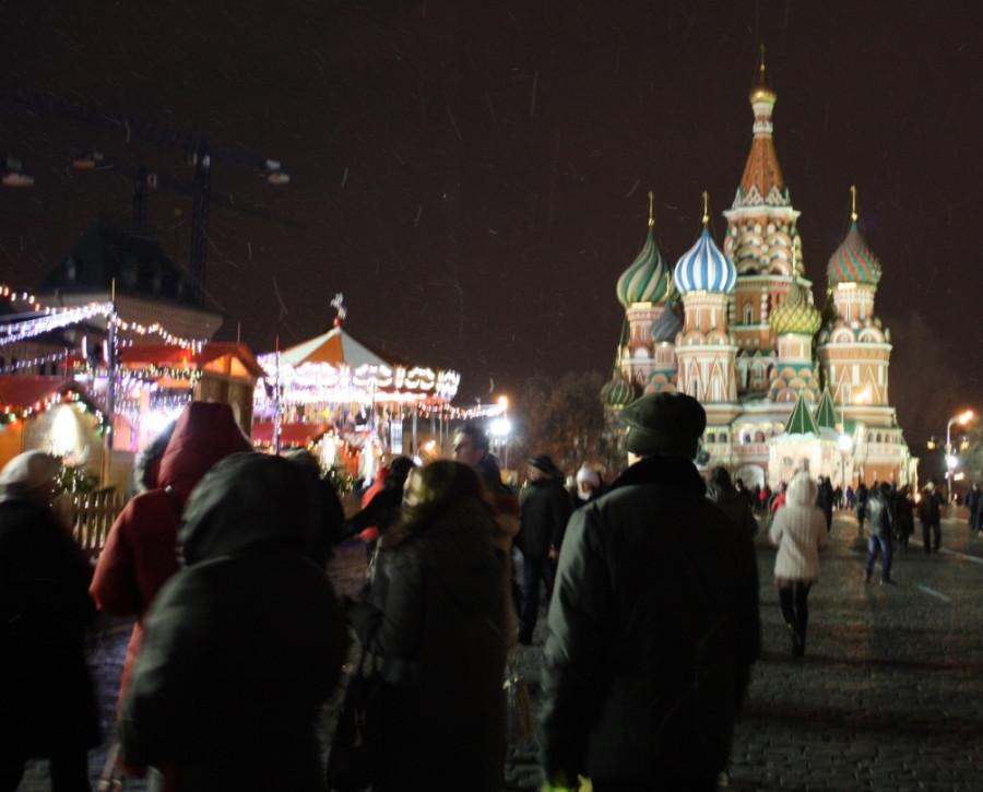 Красная площадь Собор