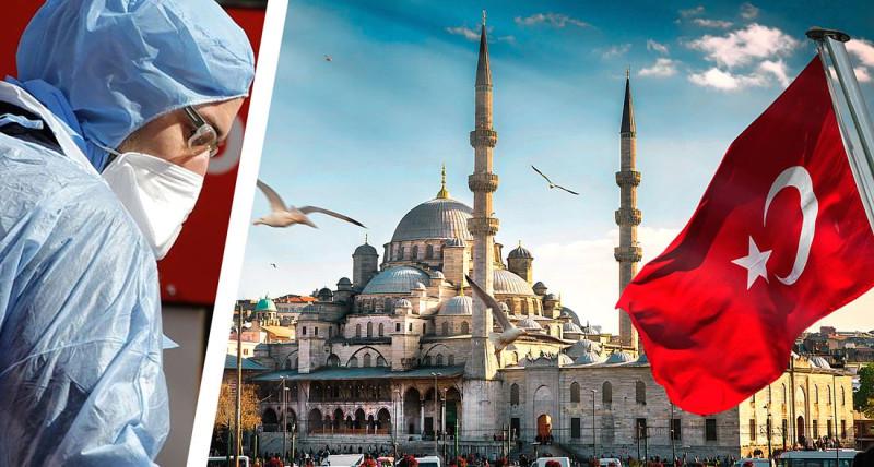 Турция корона