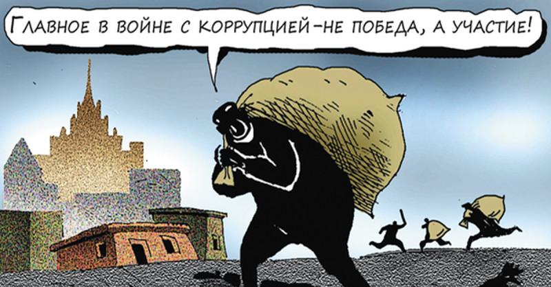 война с коррупцией