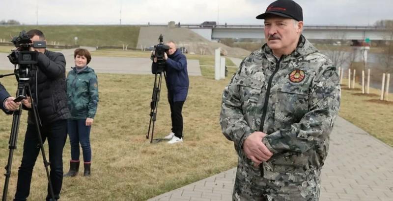 Лукашенко и заговор