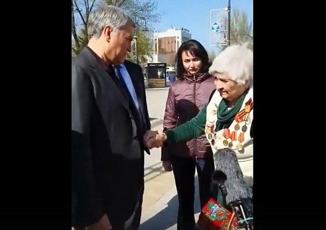 Володин и Бабушка