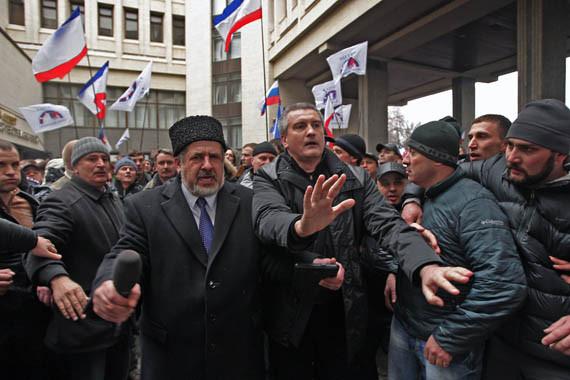 Чубаров и Аксенов